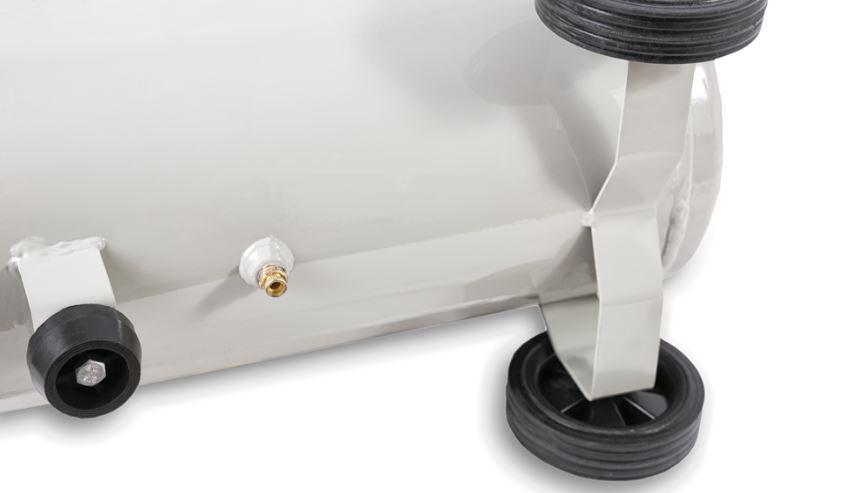 drain air compressor tank