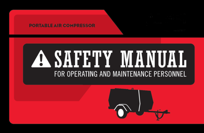 air compresor safety issues