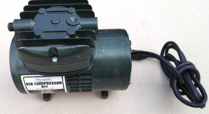 Sears 283 compressor