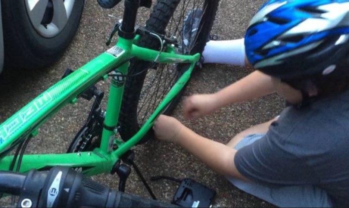 bicycle compressor