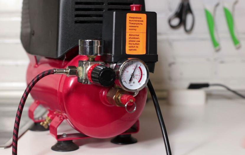 air compressor leak