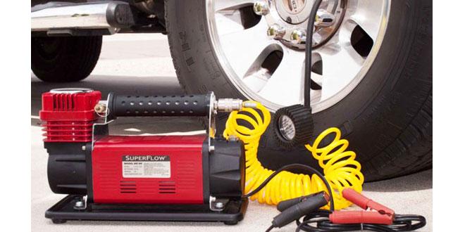 air compressor tires