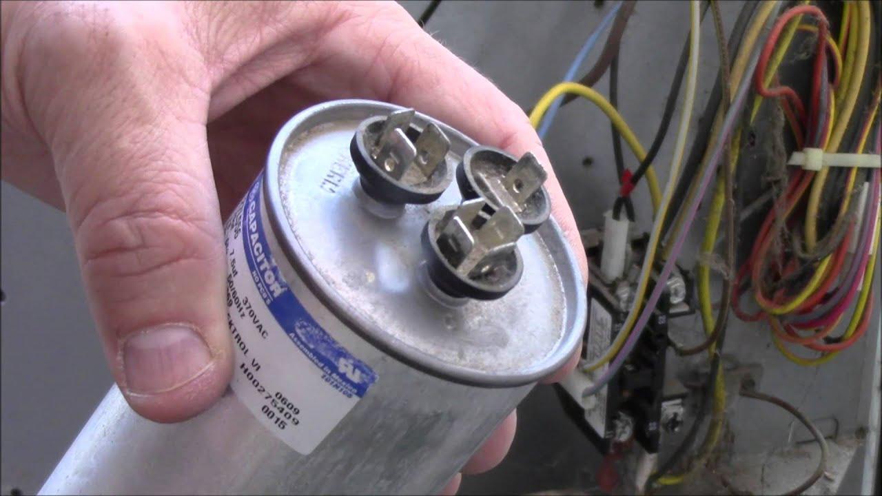 compressor capacitors