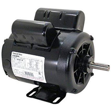 sluggish compressor motor