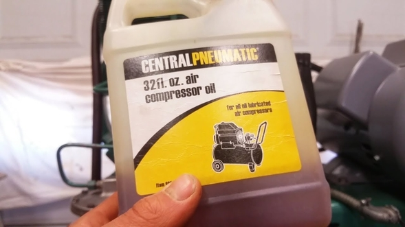 How Much Oil Does My Air Compressor Need?   Understanding