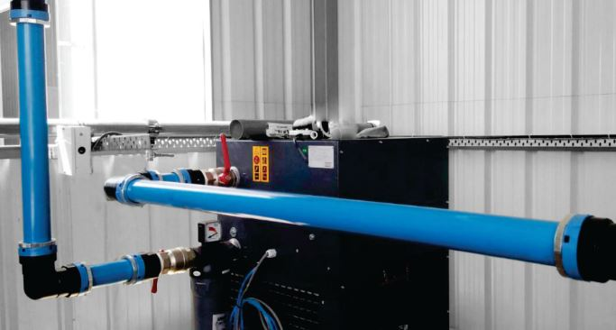 New Compressed Air Plumbing Solution