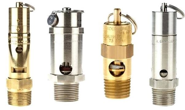 air compressor Pressure Relief Valve