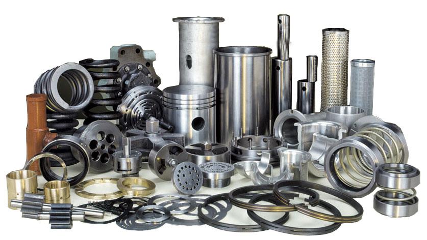 air compressor parts and components
