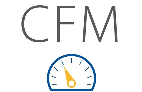 what is cfm cubic feet per minute