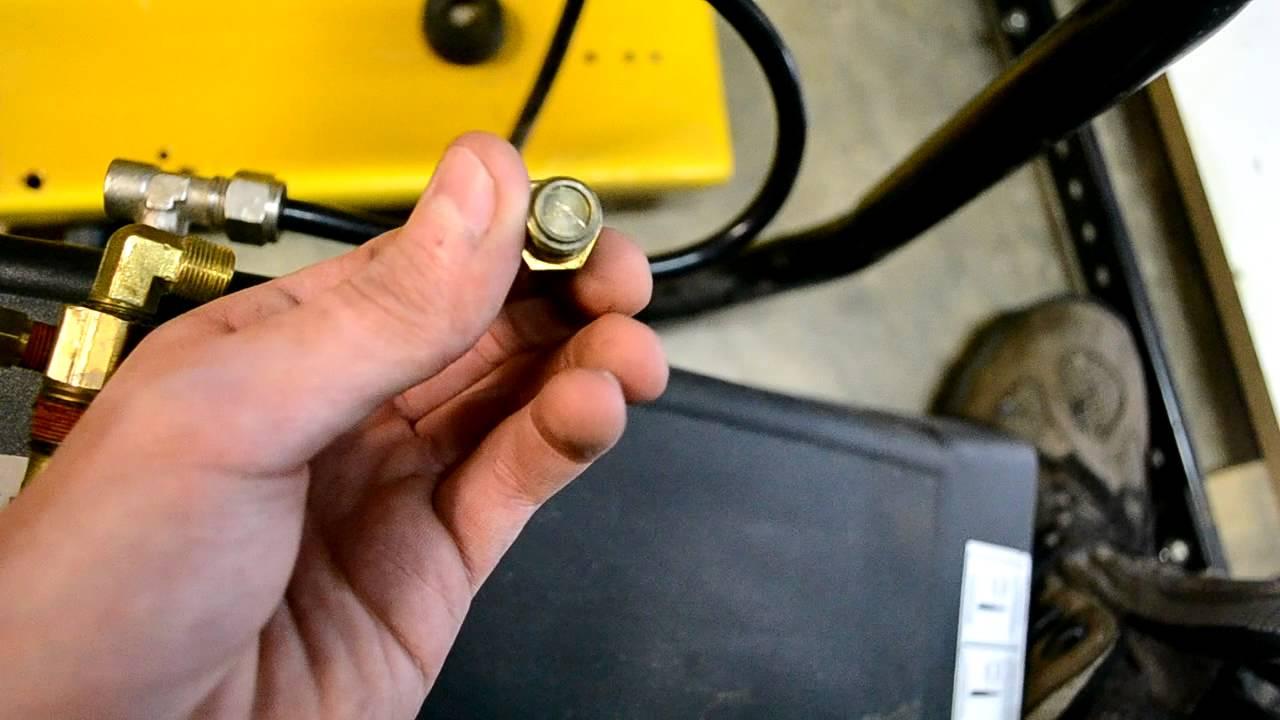 Plumbing An Air Compressor Understanding Air Compressors
