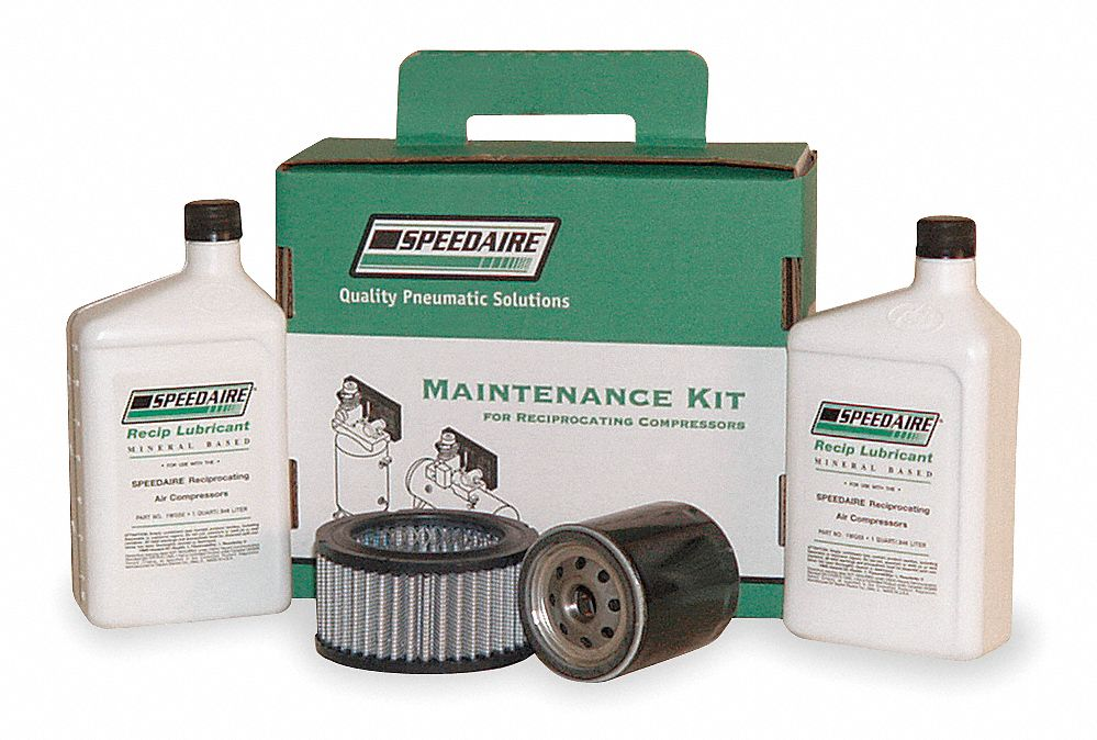 speedaire compressor parts kit