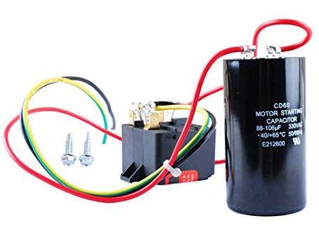 compressor start capacitor
